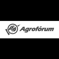 Agrofórum fekete fehé